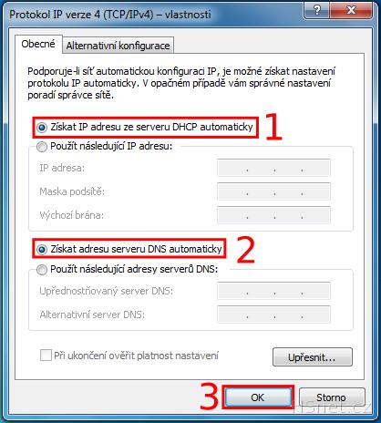 Protokol IP verze 4